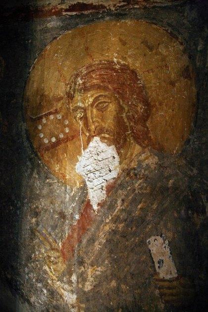 70_Христос из Входа Господня в Иерус_Полоцк_12в------------------