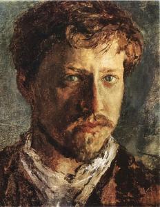 Автопортрет, 1880-е