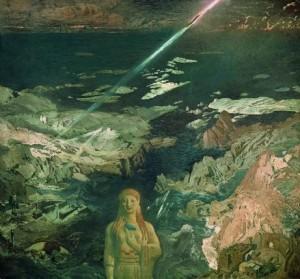 Леон Бакст Древний ужас, 1908