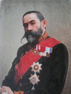 И.Святенко. Портрет Василия Алексеевича Капниста